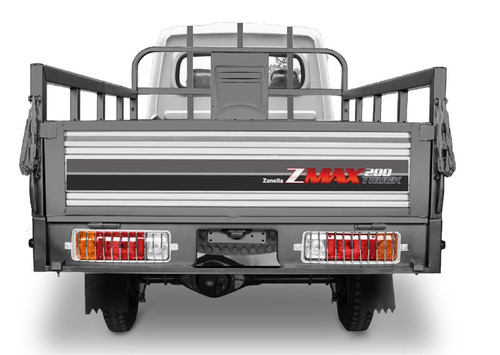 zanella zmax truck 200 z2 tricargo utilitario san luis