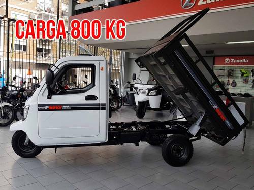 zanella zmax truck 200 z2 tricargo utilitario santa fe