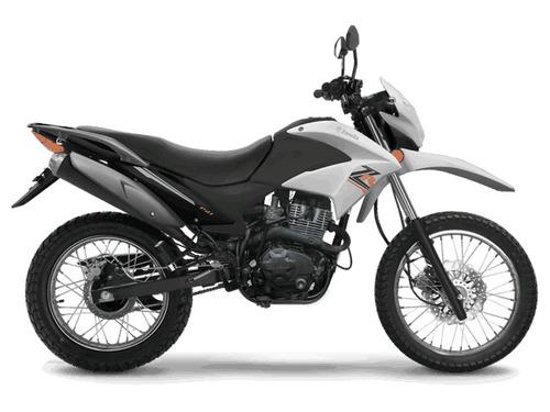 zanella zr 150 2018 0km enduro moto okm cross 999 motos