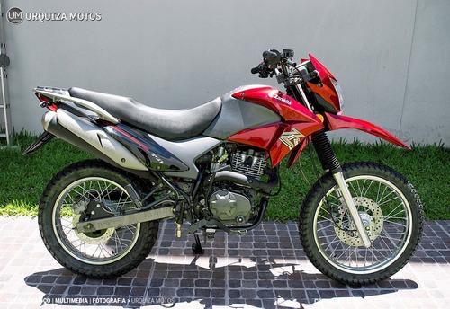 zanella zr 150 enduro blanco financiado urquiza motos