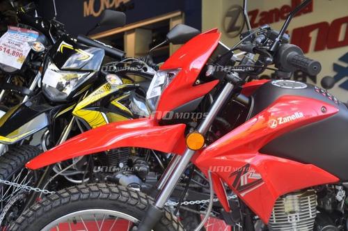 zanella zr 150cc simil skua 150cc
