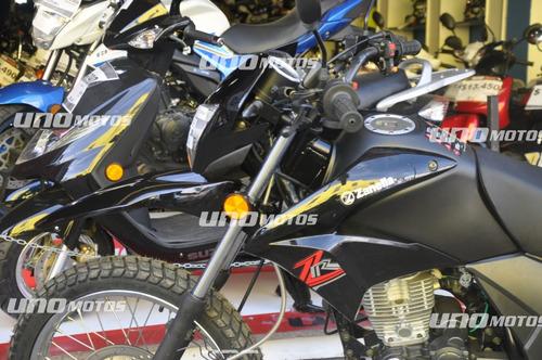 zanella zr 150cc simil td 150cc