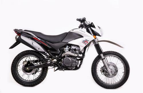 zanella zr 200 ohc - cuotas - kamikaze motos