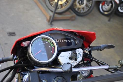 zanella zr 200 ohc enduro 0km 150cc