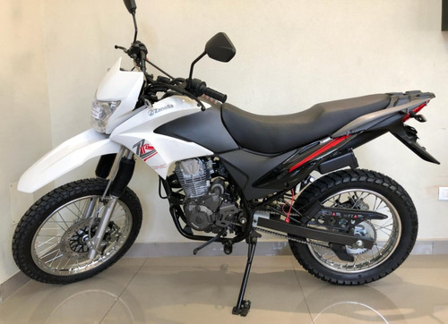 zanella zr 200 ohc enduro 2019 0km 200cc cross 999 motos