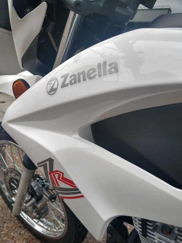 zanella zr 250 0km permutas y financiacion