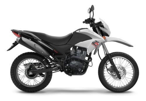 zanella zr 250 18ctas$4.867 moto roma (tipo zr 150 200)