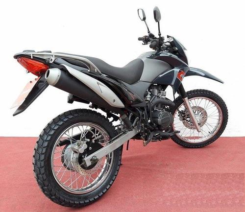 zanella zr 250 enduro moto 0km haedo ruggeri motos