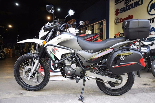 zanella zr 250 gta simil touring