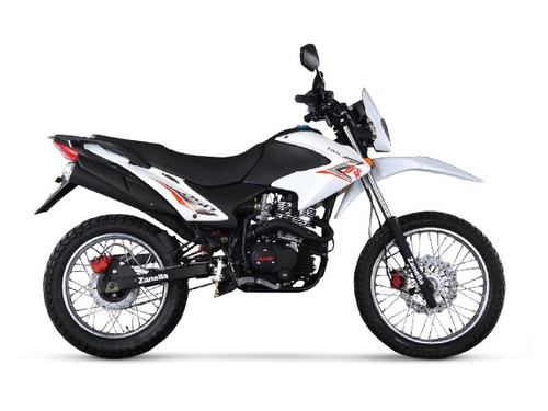 zanella zr 250 lt 0km 250cc 2019 enduro cross 999 motos