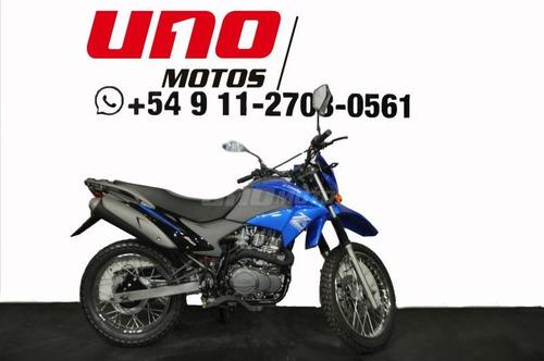 zanella zr 250 lt 0km fab 2018 250cc