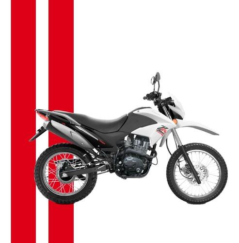 zanella zr 250 lt 0km fab 2018 enduro 250cc