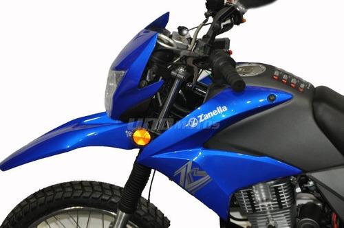 zanella zr 250 lt  0km oferta 250cc enduro 2020