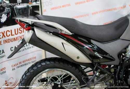 zanella zr 250 lt enduro cross 0km 18 cuotas urquiza motos