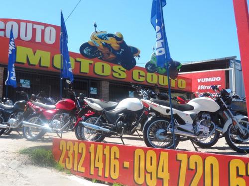 zanella ztt 250 impecable motos couto