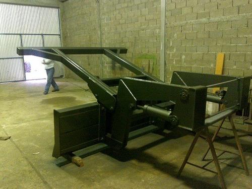 zanello, kit de desmonte para unidades