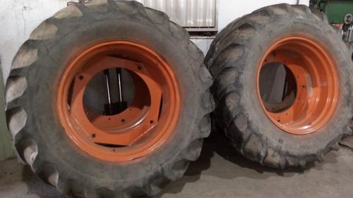 zanello - llantas para tractor