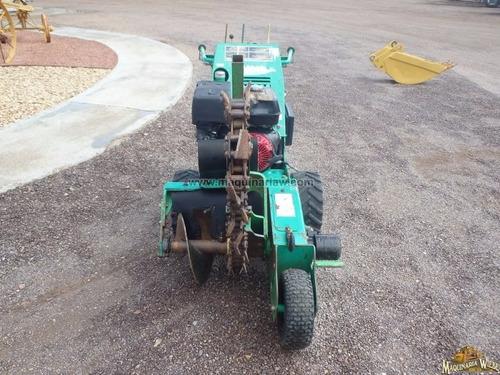 zanjadora excavadora vermeer rt100 2007 motor 11 hp