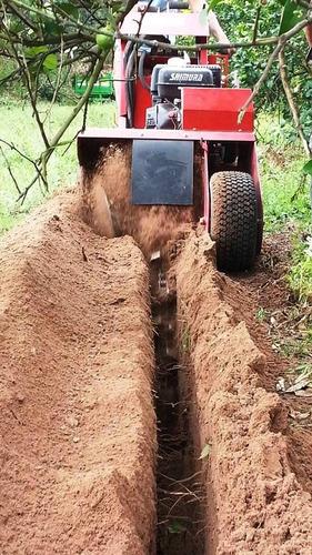 zanjadora indu val hidro900  excavadora