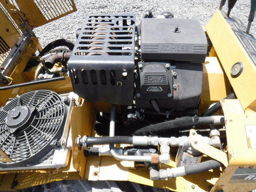 zanjadora manual vermeer rt200 de 23 hp cadena folio 13385