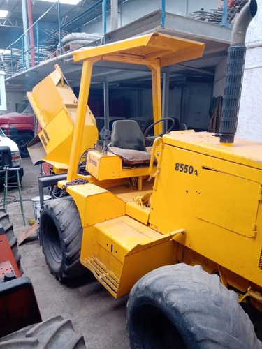 zanjadora vermeer 8550 modelo 2000