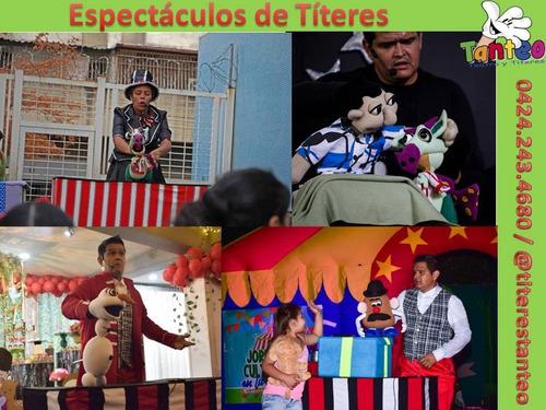 zanqueros,payasos,malabaristas,circo,shows,magia,títeres