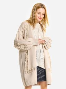 30d2df1149a2 Hilos Para Tejer Crochet - Sweaters de Mujer Piel en Mercado Libre ...