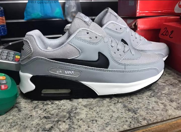 aa0a7a147a Zaoatos Nike Air Max 90 Tavas Caballeros Talla 39 A 45 Moda - Bs ...
