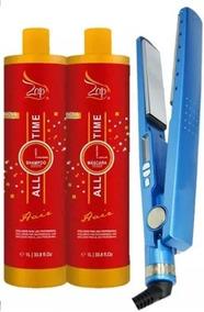 834eebba3 Kit Progressiva Zap Prancha - Produtos de Cabelo no Mercado Livre Brasil