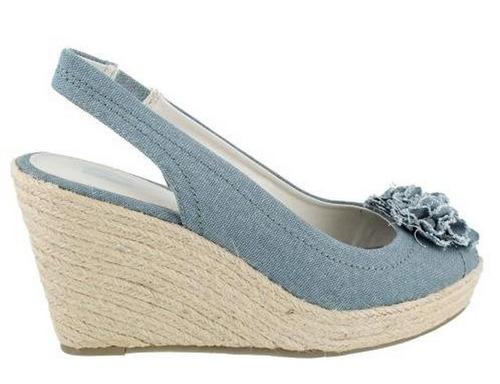 zapaptos r2 women's marnie wedge sandal talla 9