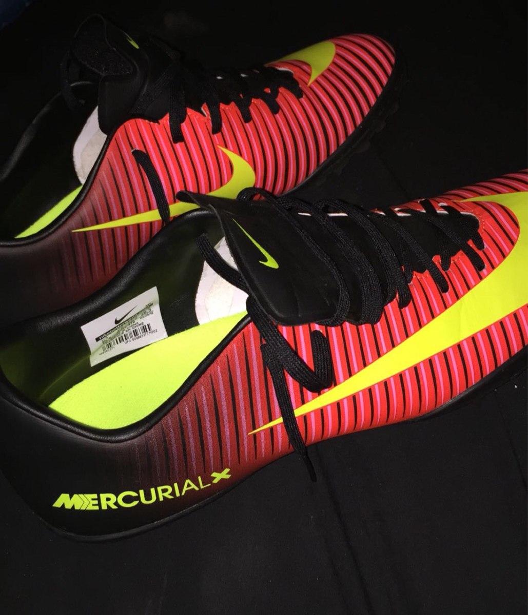 new concept ecbfb 0a4bc Zapas Botines Nike Mercurial Victory Vi Tf