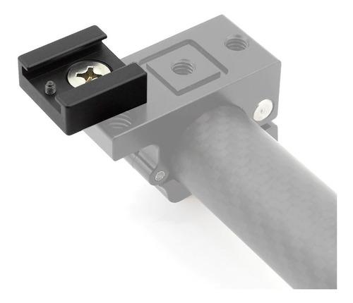 zapata fría universal 3 unidades - soporte para flash