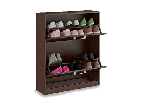 zapatera 608 chocolate këssa muebles