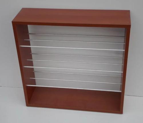 zapatera de melamina - 12 pares - muebles modernos
