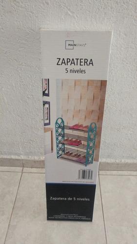 zapatera mainstays 5 niveles