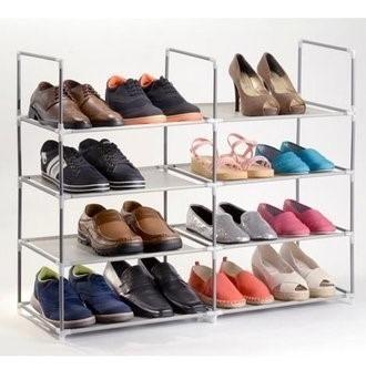 196e153df5 Zapatera Modular Betterware Recamara Ordenar Zapatos - $ 399.00 en ...