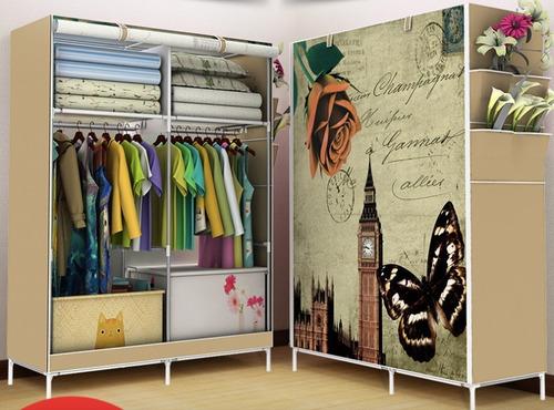 zapatera organizador closet repisas zapatos práctico