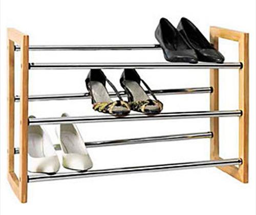 zapatera para 9 pares zapatos chick - envío gratis