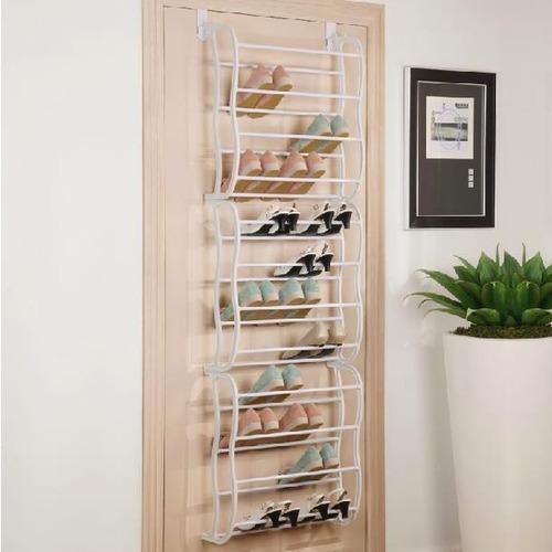 zapatera puerta closet  36 pares colgante