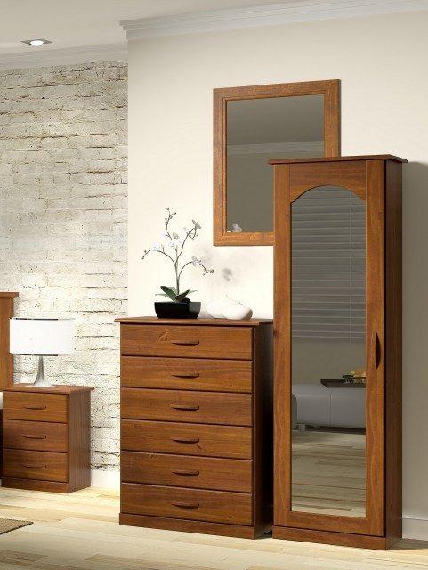 zapatera zapatos espejo dormitorio muebles envio gratis