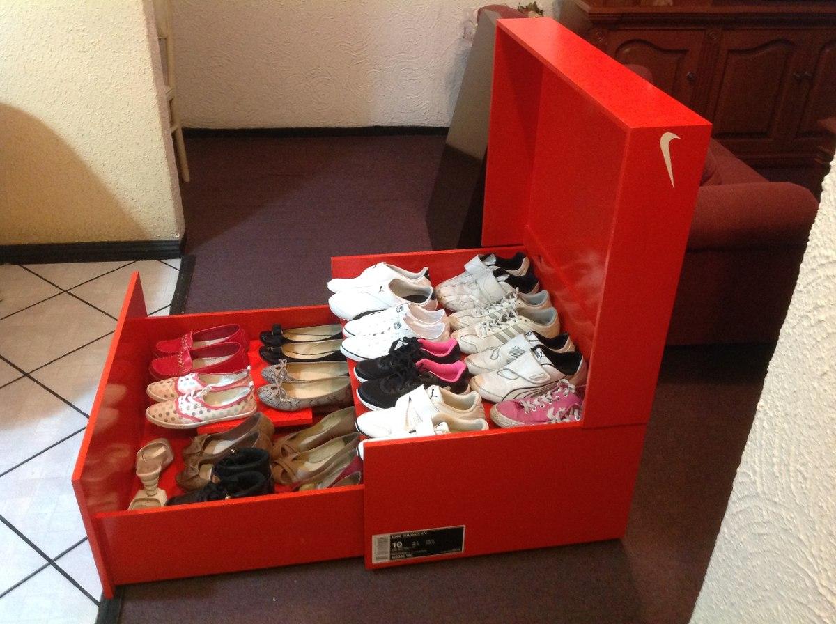 zapateras tipo caja de zapatos 2 en mercado libre