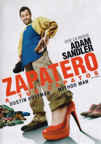 zapatero a tus zapatos adam sandler pelicula dvd