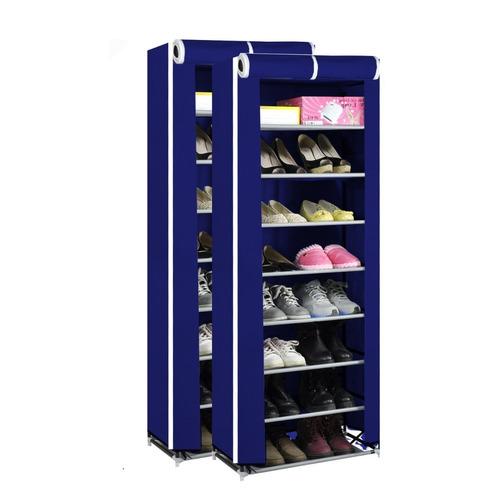 zapatero organizador de zapatos de 9 pisos para 30 regiones