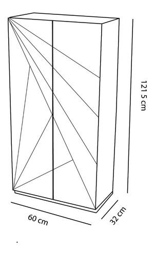 zapatero organizador moderno 30 pares madera
