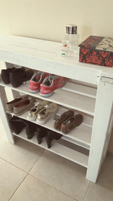 Zapateros Guarda Zapatos Rustico