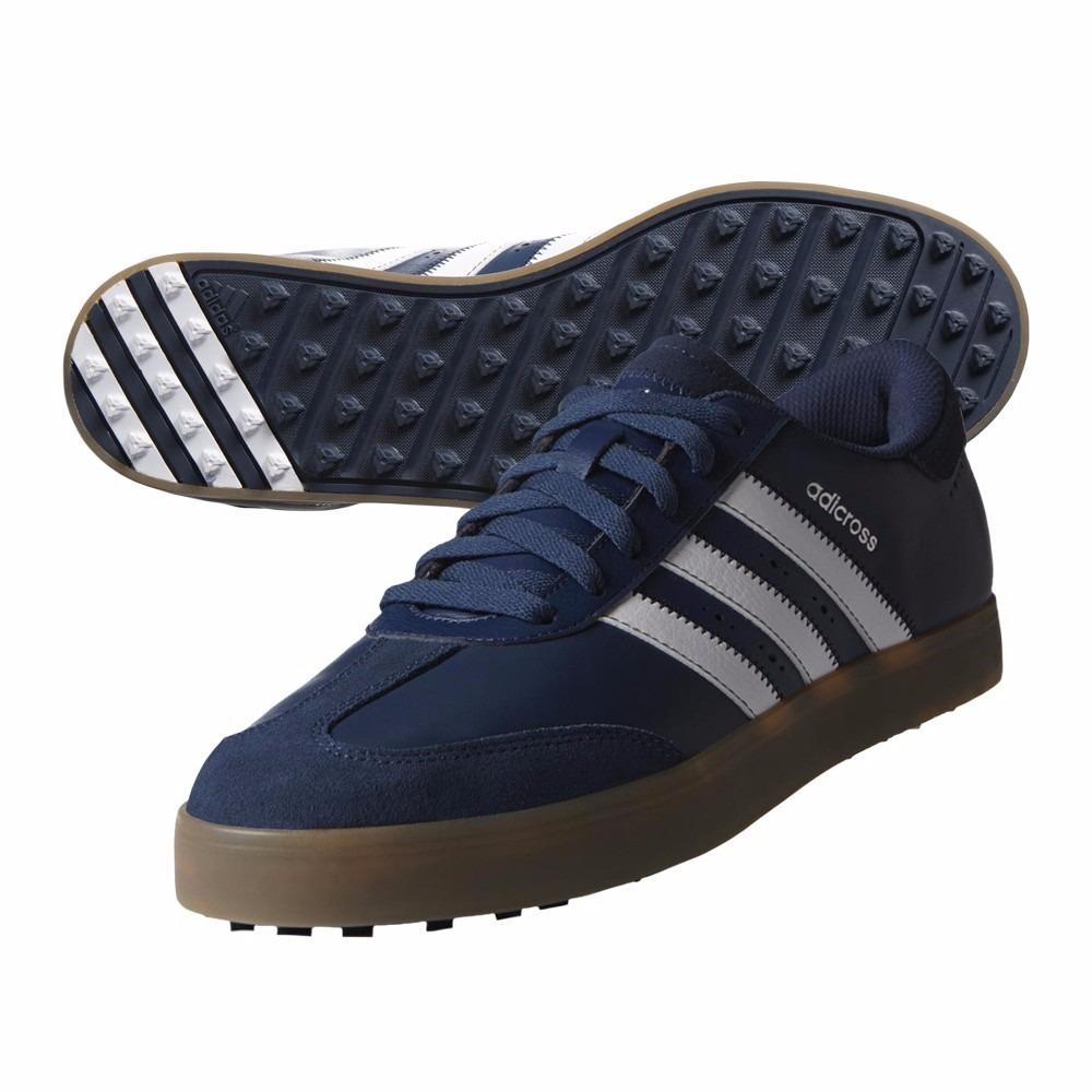 promo code 56ee3 8a542 zapatilla adidas adicross v azul - tati golf. Cargando zoom.