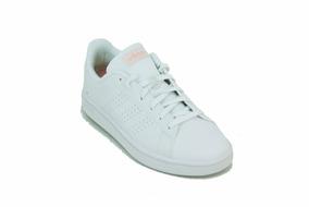 Zapatilla adidas Advantage Base Blancorsa Dama Deporfan