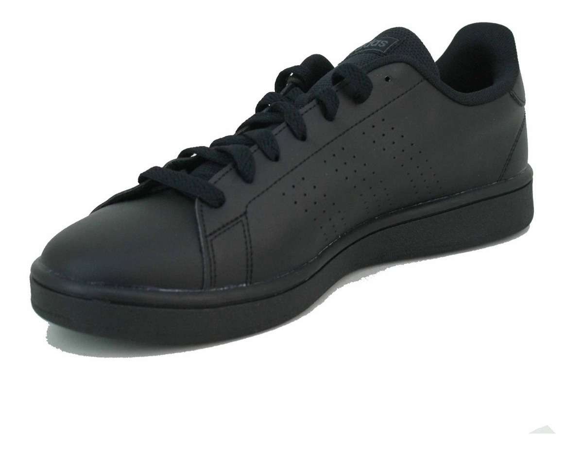Zapatilla Adidas Advantage Base NegroNegro Hombre Deporfan