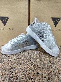 Zapatilla adidas Brillo Plata