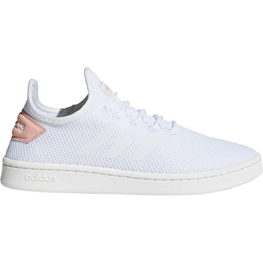 Adidas Adapt Blanco Para Zapatilla Court Mujer I7mby6Yfgv